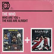 Click here for more info about 'The Who - Who Are You / The Kids Are Alright'
