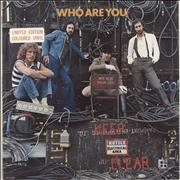 Click here for more info about 'Who Are You - Red Vinyl - stickered shrink'