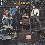 Click here for more info about 'The Who - Who Are You - Red Vinyl'