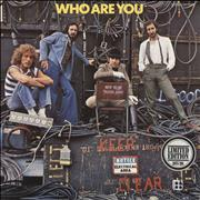 Click here for more info about 'The Who - Who Are You - Stickered Sleeve'