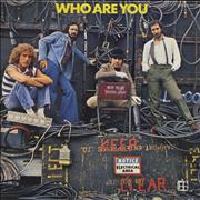Click here for more info about 'The Who - Who Are You'