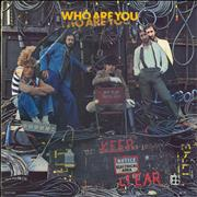 The Who Who Are You USA picture disc LP