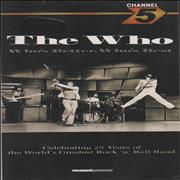 Click here for more info about 'The Who - Who's Better, Who's Best'