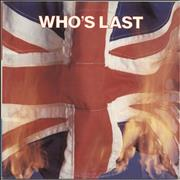 Click here for more info about 'The Who - Who's Last'