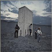 Click here for more info about 'The Who - Who's Next - 180gram Vinyl'