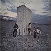 The Who Who's Next - 1st - VG / EX UK vinyl LP