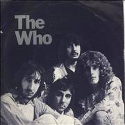 Click here for more info about 'The Who - Won't Get Fooled Again - Wide + Sleeve - EX'