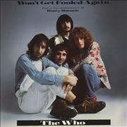 Click here for more info about 'The Who - Won't Get Fooled Again'