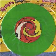Click here for more info about 'The Wildhearts - Caffeine Bomb - Green Vinyl'