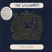 Click here for more info about 'The Wildhearts - I Wanna Go - Passport Pack'