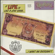 Click here for more info about 'The Wildhearts - If Life Is Like A Love Bank...I Want An Overdraft + Banknote Insert'
