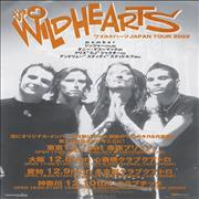 Click here for more info about 'The Wildhearts - Japan Tour 2002'