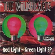 Click here for more info about 'The Wildhearts - Red Light Green Light EP'