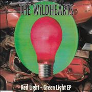 Click here for more info about 'The Wildhearts - Red Light Green Light'