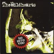 Click here for more info about 'The Wildhearts - So Into You - Red Vinyl'