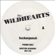 Click here for more info about 'The Wildhearts - Suckerpunch + Flyer'