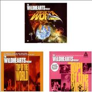 Click here for more info about 'The Wildhearts - Top Of The World'
