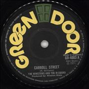 Click here for more info about 'The Winstons And The M-Squad - Carroll Street'