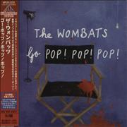 Click here for more info about 'The Wombats - Go Pop! Pop! Pop!'