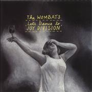 Click here for more info about 'The Wombats - Let's Dance To Joy Division'
