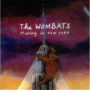 Click here for more info about 'The Wombats - Moving To New York'