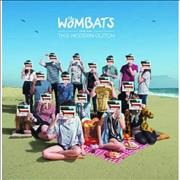 Click here for more info about 'The Wombats - This Modern Glitch'
