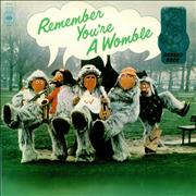Click here for more info about 'The Wombles - Remember You're A Womble - Stickered sleeve'