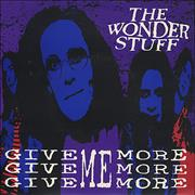 Click here for more info about 'The Wonder Stuff - Give Give Give Me....'