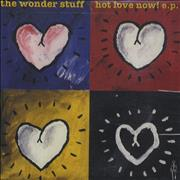 Click here for more info about 'The Wonder Stuff - Hot Love Now EP'