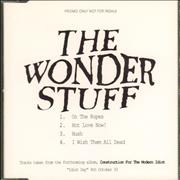 Click here for more info about 'The Wonder Stuff - Idiot 2 - White Sleeve'