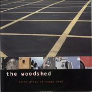 Click here for more info about 'The Woodshed - Forty Miles Of Rough Road'