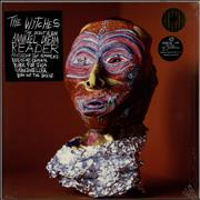 Click here for more info about 'The Wytches  - Annabel Dream Reader - Gold Vinyl + CD-R'