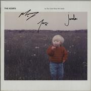 Click here for more info about 'The Xcerts - In The Cold Wind We Smile - Autographed'