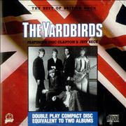 Click here for more info about 'The Yardbirds - Best Of British Rock'