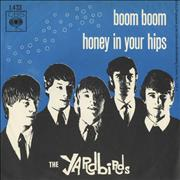 Click here for more info about 'The Yardbirds - Boom Boom'