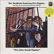 Click here for more info about 'The Yardbirds - Eric [Slow-Hand] Clapton'