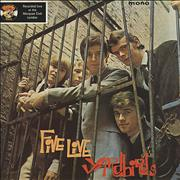 Click here for more info about 'The Yardbirds - Five Live Yardbirds'