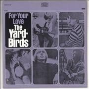 Click here for more info about 'The Yardbirds - For Your Love - 1st'