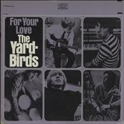 Click here for more info about 'The Yardbirds - For Your Love - 2nd'