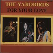 Click here for more info about 'The Yardbirds - For Your Love'