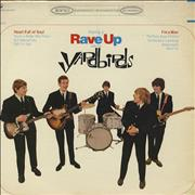 Click here for more info about 'The Yardbirds - Having A Rave Up With The Yardbirds - Stereo'