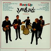 Click here for more info about 'Having A Rave Up With The Yardbirds - Definitive Edition'