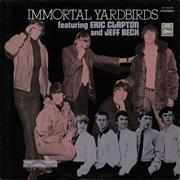 Click here for more info about 'The Yardbirds - Immortal Yardbirds - Red Vinyl'
