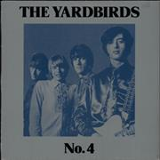 Click here for more info about 'The Yardbirds - No. 4'