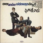 Click here for more info about 'The Yardbirds - Over Under Sideways Down'