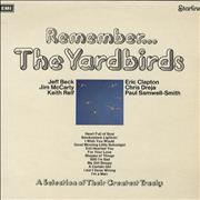 Click here for more info about 'The Yardbirds - Remember - 2nd - EX'