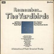 Click here for more info about 'The Yardbirds - Remember... The Yardbirds - 1st - EX'