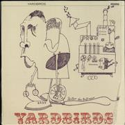 Click here for more info about 'The Yardbirds - Roger The Engineer - 180gm'