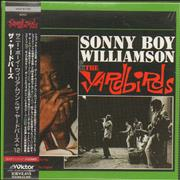 Click here for more info about 'The Yardbirds - Sonny Boy Williamson & The Yardbirds'