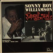 Click here for more info about 'The Yardbirds - Sonny Boy Williamson & The Yardbirds - 1st'